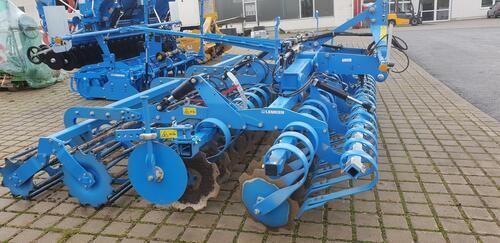 Lemken Heliodor 9/500 K Anul fabricaţiei 2018 Schladen