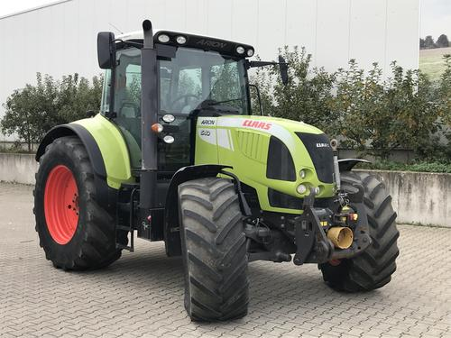 Claas Arion 640 Cebis Year of Build 2010 Kleve