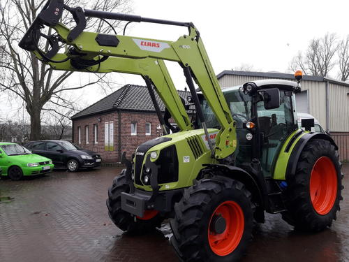 Claas Arion 420 CIS Voorlader Bouwjaar 2018