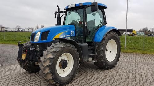 New Holland TS 135 A Baujahr 2004 Allrad