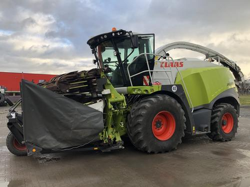 Claas Jaguar 950 Year of Build 2015 Peine