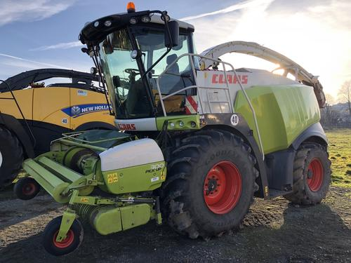 Claas Jaguar 950 Year of Build 2013 Peine