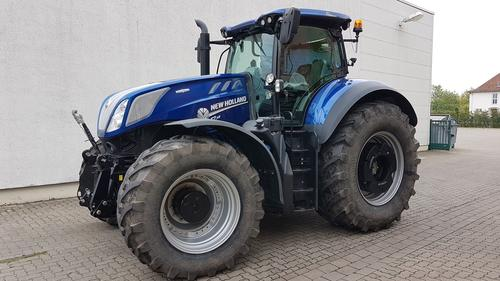 New Holland T 7.315 Auto Command Rok výroby 2016 Peine