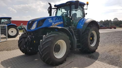 New Holland T 7.315 Auto Command Hd Årsmodell 2017 Peine