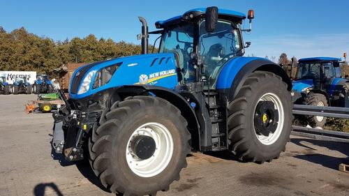 New Holland T 7.290 Auto Command HD Anul fabricaţiei 2017 Peine