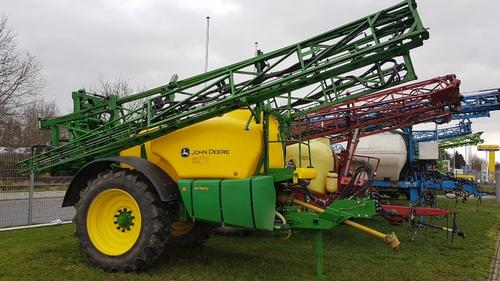 John Deere 740i Year of Build 2013 Peine