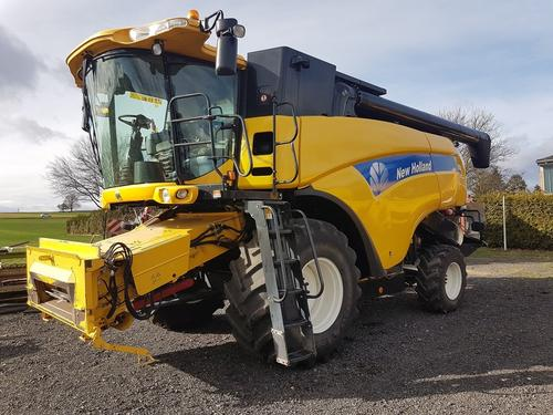New Holland CX 8050 Rok výroby 2007 Peine