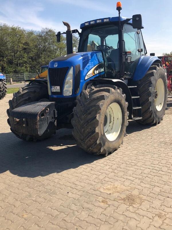 New Holland TG 230 ALLRAD