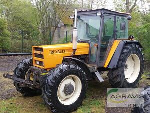 Traktor Renault 751-4 Bild 0