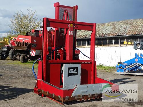 van Lengerich V-Load Cutter Master 185 Baujahr 2012 Alsfeld