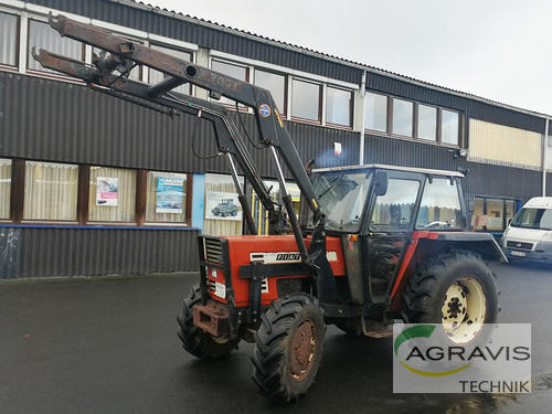 Fiat F 466 Dt Front Loader Year of Build 1982