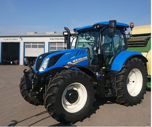 New Holland T 6.175 Dynamic Command Year of Build 2018 Cadenberge