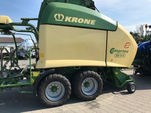 Krone Comprima Cv 150 Xc X-Treme Year of Build 2017 Cadenberge