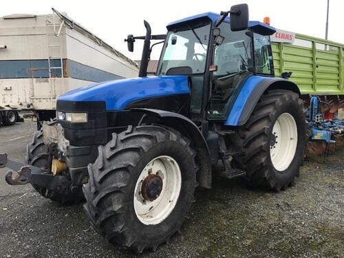 Traktor New Holland - TM 135 ALLRAD