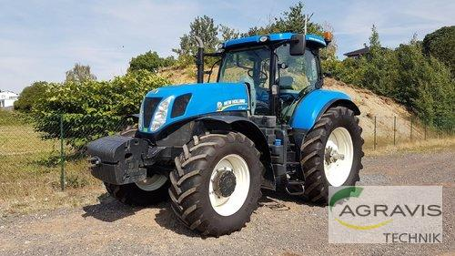 New Holland T 7.250 Power Command Baujahr 2013 Allrad