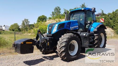 New Holland T 8.390 Ultra Command Année de construction 2013 Grimma