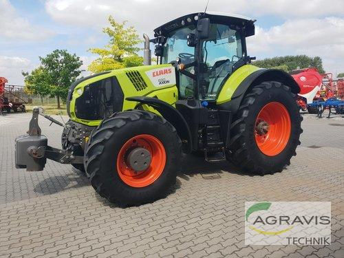 Claas Axion 830 Cmatic Cebis Årsmodell 2014 4-hjulsdrift