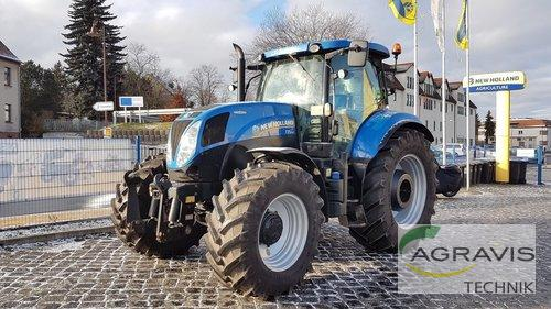 New Holland T 7.200 Auto Command Baujahr 2011 Grimma