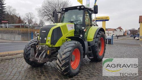 Claas Axion 820 Cebis Year of Build 2008 4WD
