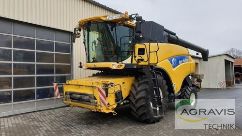 New Holland CR 9080 Baujahr 2008 Grimma