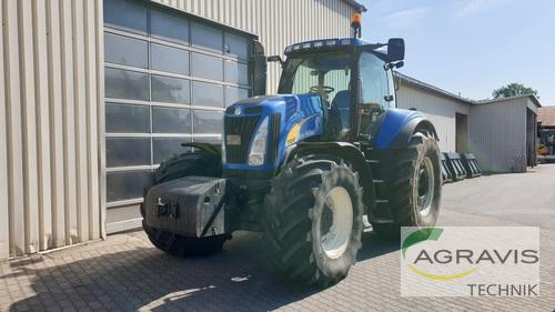 New Holland T 8040 Baujahr 2006 Allrad