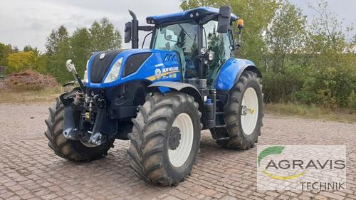 New Holland T 7.245 Power Command Année de construction 2018 Grimma