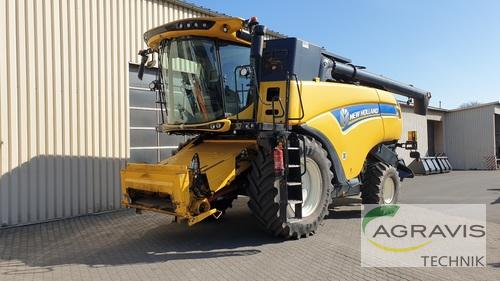 New Holland CX 8.90 Byggeår 2017 Grimma