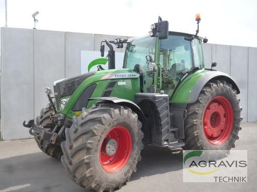 Fendt 724 Vario S4 Profi Plus Год выпуска 2016 Melle