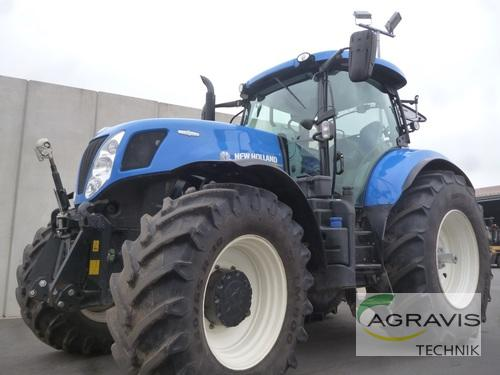 New Holland T 7.250 Auto Command Byggeår 2015 Melle