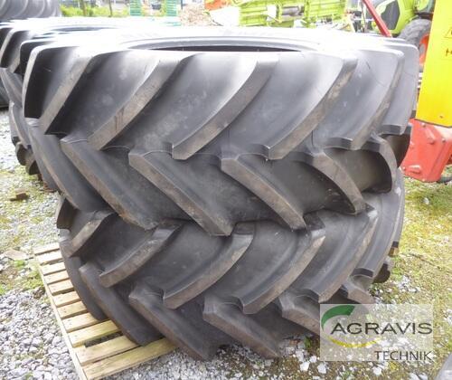 Bereifung Reifen Schläuche 650/75-R38 Melle