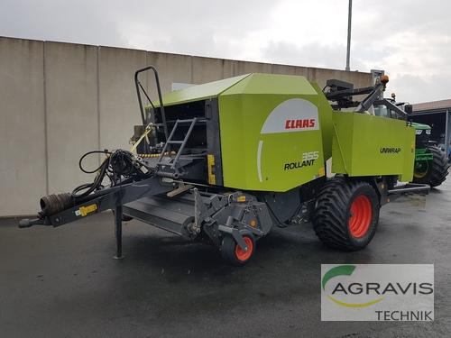 Claas Rollant 355 RC Uniwrap Year of Build 2011 Melle