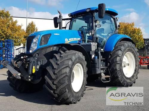 New Holland T 7.220 Auto Command Year of Build 2015 Melle