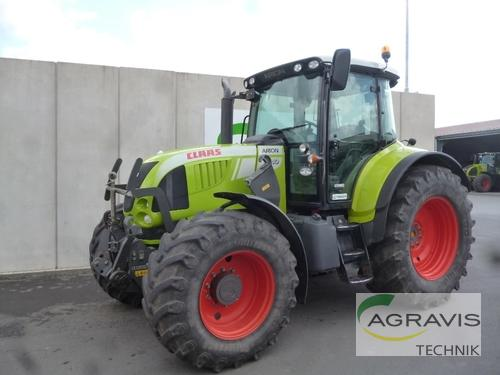 Claas Arion 640 Cebis Год выпуска 2008 Melle