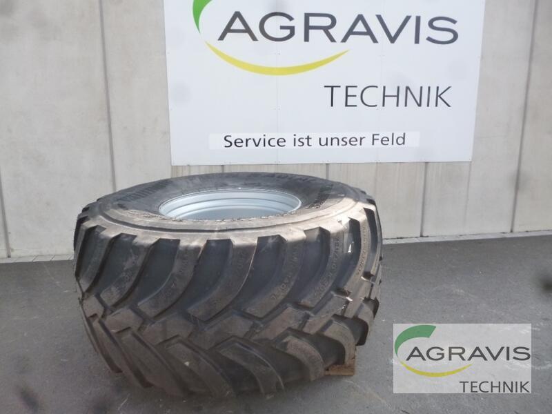 Bereifung Reifen Schläuche 750-60 R 30.5