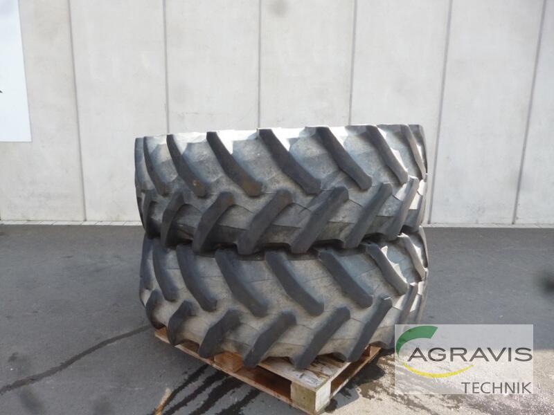 Bereifung Reifen Schläuche 580/70 R 42