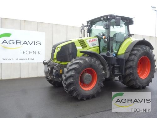 Claas Axion 830 Cmatic Cebis Année de construction 2014 Hövelhof