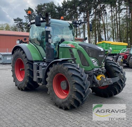 Fendt 724 Vario S4 Profi Plus Year of Build 2015 Hövelhof