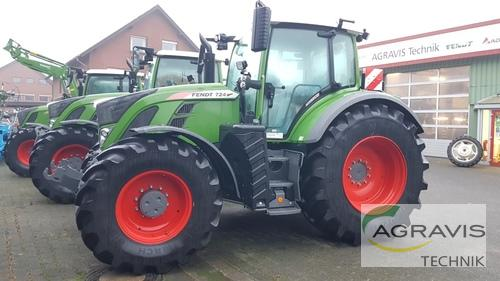 Fendt 724 Vario S4 Profi Plus Год выпуска 2019 Hövelhof