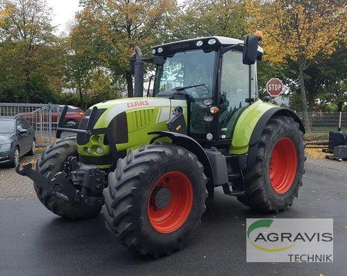 Claas Arion 640 Cebis Year of Build 2012 Beckum