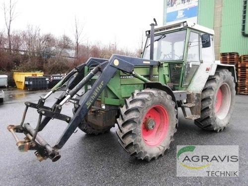 Traktor Fendt - FAVORIT 612 LSA
