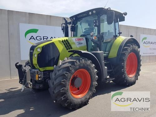 Claas Arion 650 Cmatic Byggeår 2017 Meschede-Remblinghausen