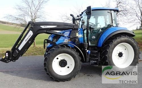 New Holland T 5.100 Electro Command Frontlader Baujahr 2018