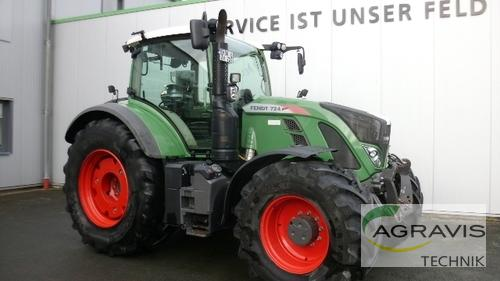 Fendt - 724 VARIO S4 PROFI PLUS