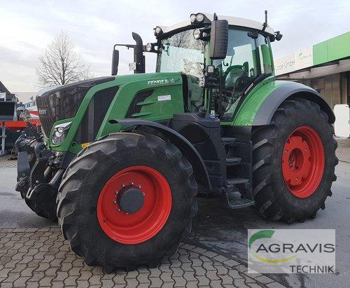 Fendt 828 Vario S4 Profi Plus Год выпуска 2016 Lennestadt