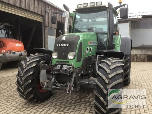 Fendt 712 Vario TMS Year of Build 2010 Lennestadt