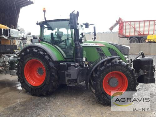 Fendt 724 Vario S4 Profi Plus Year of Build 2016 Lennestadt