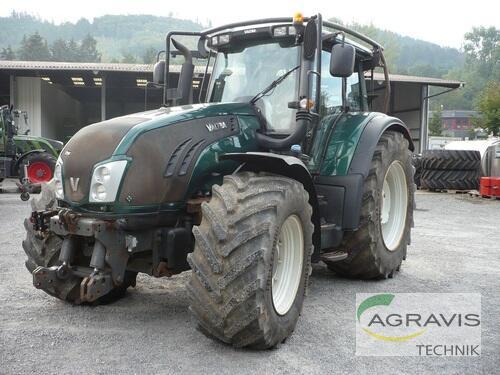 Forsttraktor Valtra - T 213 V VERSU