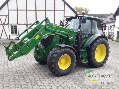 John Deere 6110 Rc Power Quad Front Loader Year of Build 2015