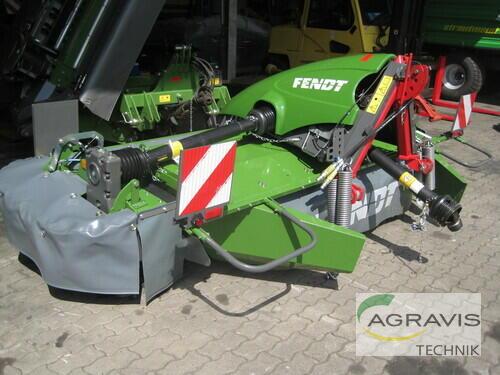 Fendt Slicer 3060 Fpkc Rok výroby 2017 Dörpen