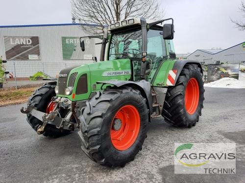 Fendt 712 Vario TMS Year of Build 2004 4WD